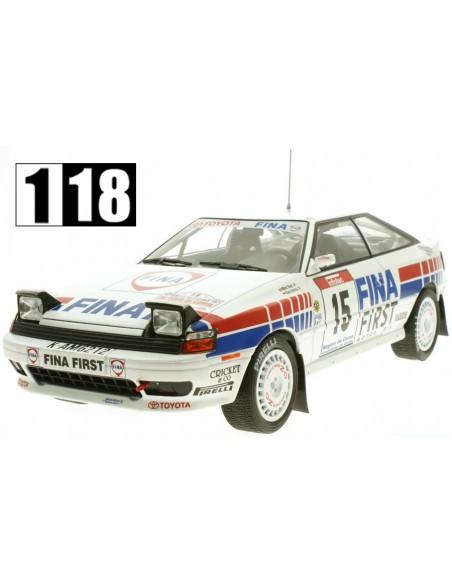 Triple9 Toyota Celica GT-4 ST165 FINA Rally Tour de Corse 1991