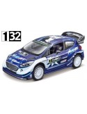 Bburago Ford Fiesta M-Sport WRC 2017