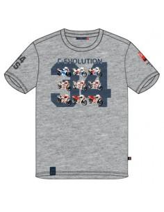Camiseta Kevin Schwantz 34 Motos