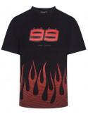 Camiseta Lorenzo 99 Kid Flames