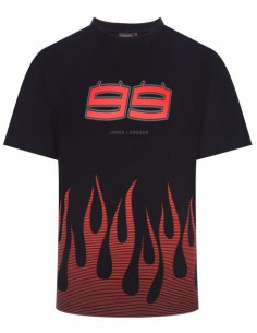 Camiseta Lorenzo 99 Kid Flames