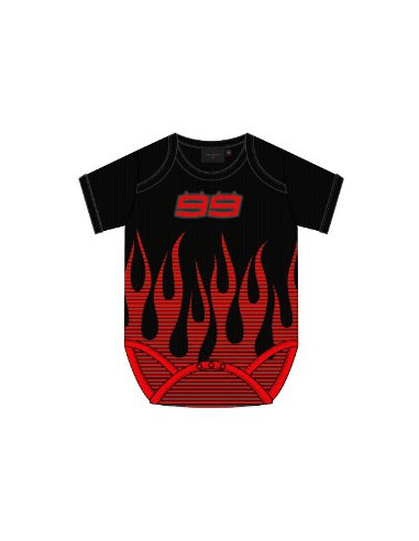 Body Lorenzo 99 Baby Flames