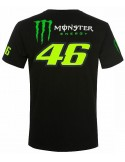 Camiseta Rossi 46 Monster Replica
