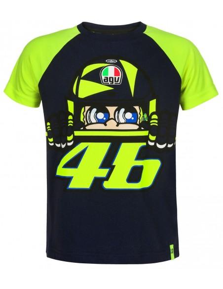 Camiseta Rossi 46 Kid Cupolino
