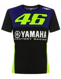 Camiseta Rossi 46 Yamaha Racing Team
