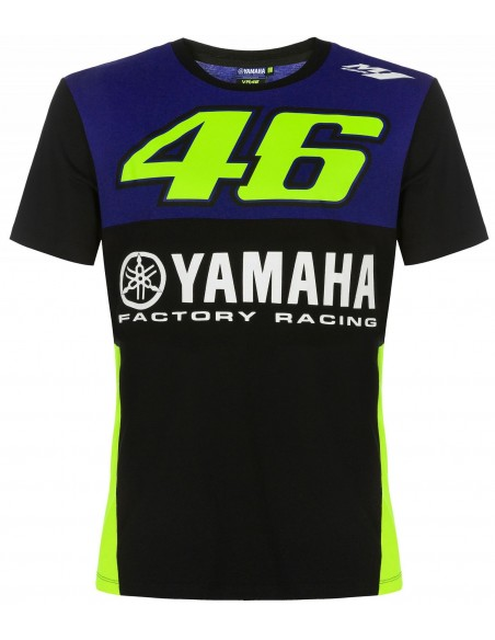 Camiseta Rossi 46 Yamaha Racing Team