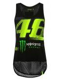 Top Rossi 46 Mujer Monster Replica