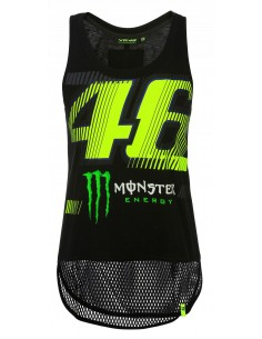 Top Rossi 46 Mujer Monster Replica