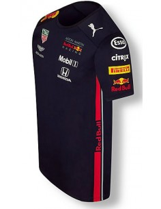 Camiseta Aston Martin Red Bull Racing Team F1 2019
