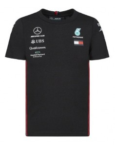 Camiseta Mercedes AMG Petronas F1 Kid Team 2019
