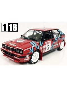 Triple9 Lancia Delta HF Integrale 16V Martini Rally Sanremo 1989