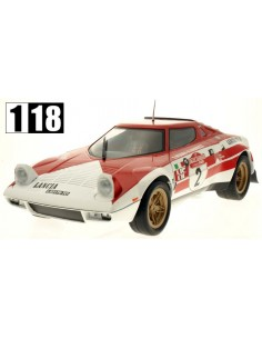 Triple9 Lancia Stratos HF Winner Rally Sanremo 1974