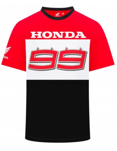 Camiseta Lorenzo 99 Dual Honda 2019
