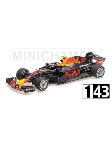 Minichamps Aston Martin Red Bull Racing Tag Heuer RB14 2018