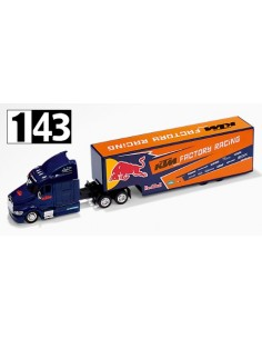 Red Bull KTM Racing Team Truck