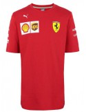 Camiseta Scuderia Ferrari Team F1 Kid 2019