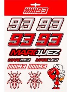 Pack Adhesivos Marquez 93 Big