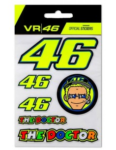 Stickers Rossi 46 Small