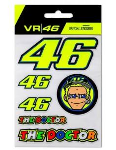 Stickers Rossi 46 Small