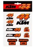 Stickers Pol Espargaro 44 KTM Team