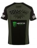 Camiseta Rossi 46 Monster Camp