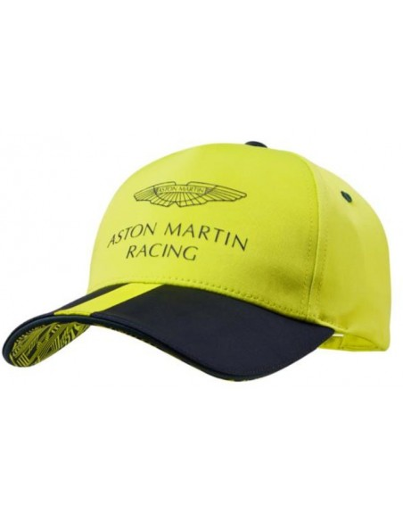 Gorra Aston Martin Racing Team Lime