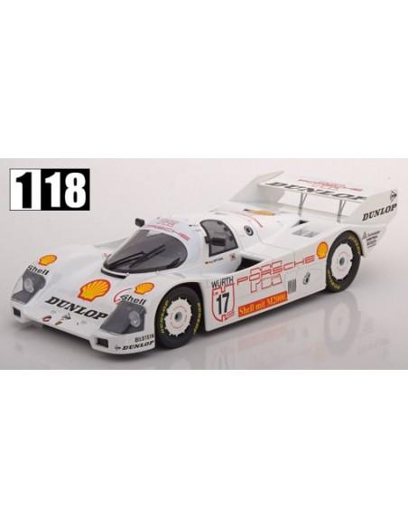 Norev Porsche 962 C Winner Adac Supercup Nurburgring 1987