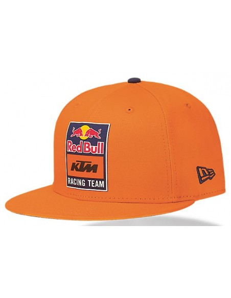 Gorra Red Bull KTM Racing New Era 9Fifty Snapback Flat Naranja