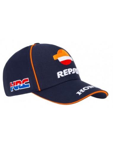 Gorra Honda HRC Repsol Team