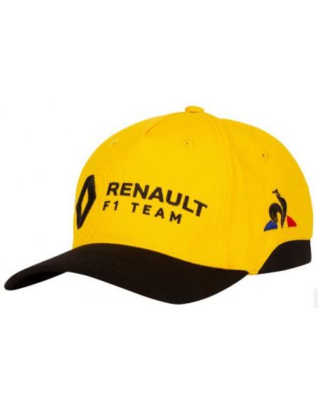 Gorra Renault F1 Team Amarillo
