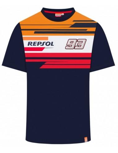 Camiseta Marquez 93 Kid Dual Repsol
