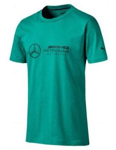 Camiseta Mercedes AMG Petronas F1 Silver Arrows Verde