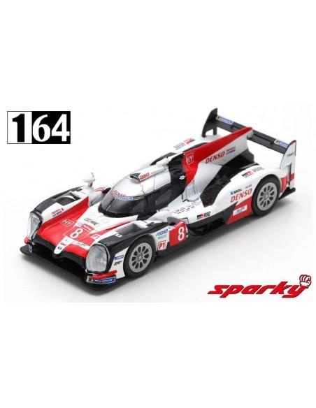 Spark Toyota TS050 Winner Le Mans 2018