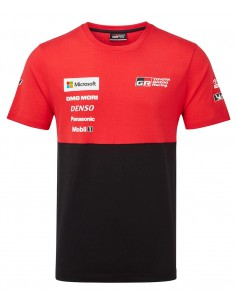Camiseta Toyota Gazzo Racing WRC Team 2019