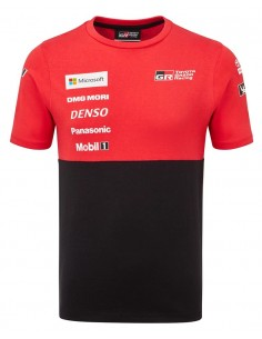 Camiseta Toyota Gazzo Racing Kid WRC Team 2019