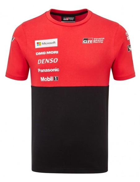 Camiseta Toyota Gazzo Racing Kid WRC Team 2019