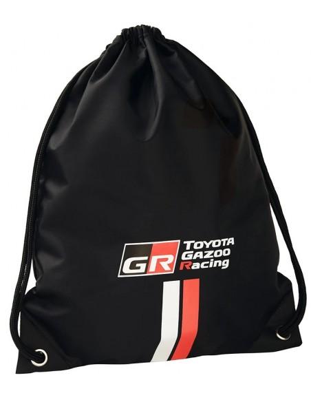 Pullsbag Toyota Gazzo Racing WRC Team Logo