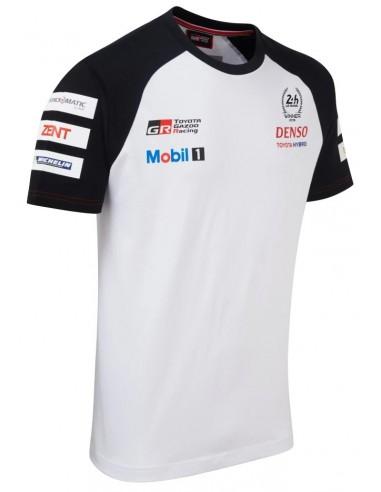 Camiseta Toyota Gazzo Racing Winning Le Mans 2019