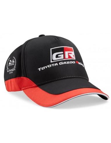 Gorra Toyota Gazzo Racing Winning Le Mans 2019