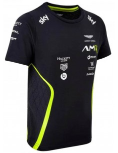 Camiseta Aston Martin Racing Kid Team 2020