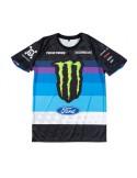 Camiseta Hoonigan Replica Monster Block 43