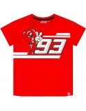 Camiseta Marquez 93 Kid Ant Cartoon