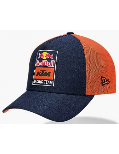 Gorra Red Bull KTM Racing New Era Patch Trucker