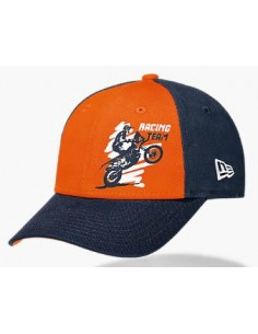 Gorra Red Bull KTM Racing Kid New Era 9Forty Rider