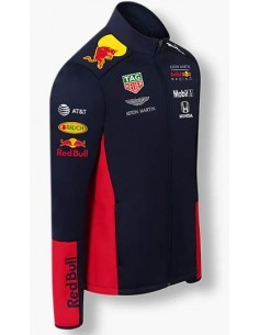 Softshell Aston Martin Red Bull Racing Team F1 2020