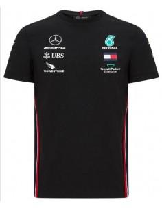 Camiseta Mercedes AMG Petronas F1 Team 2020
