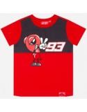 Camiseta Marquez 93 Kid Ant
