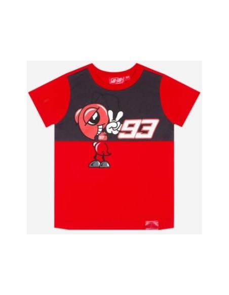 Camiseta Marquez 93 Kid Ant 2020