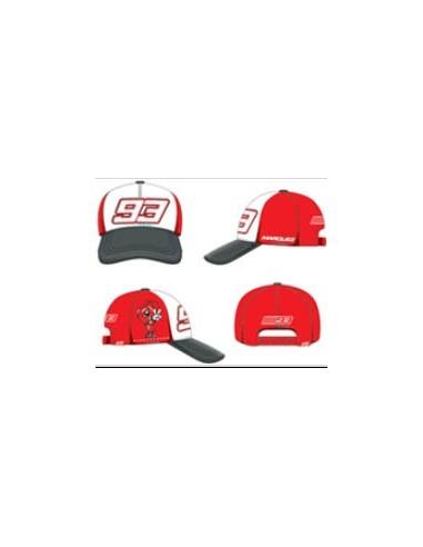 Gorra Marquez 93 Kid Logo 2020