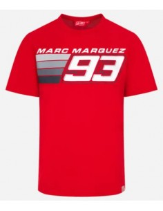 Camiseta Marquez 93 4 Stripes 2020